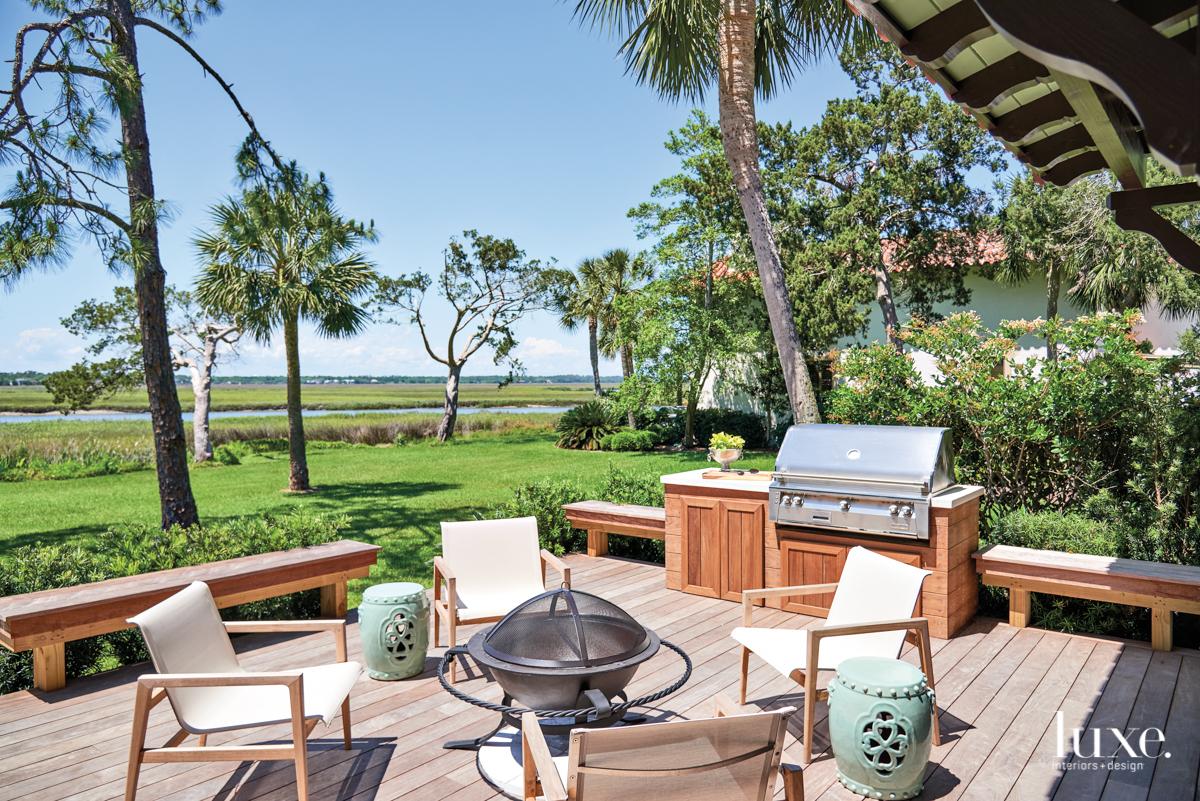 coastal exterior sitting area neutral
