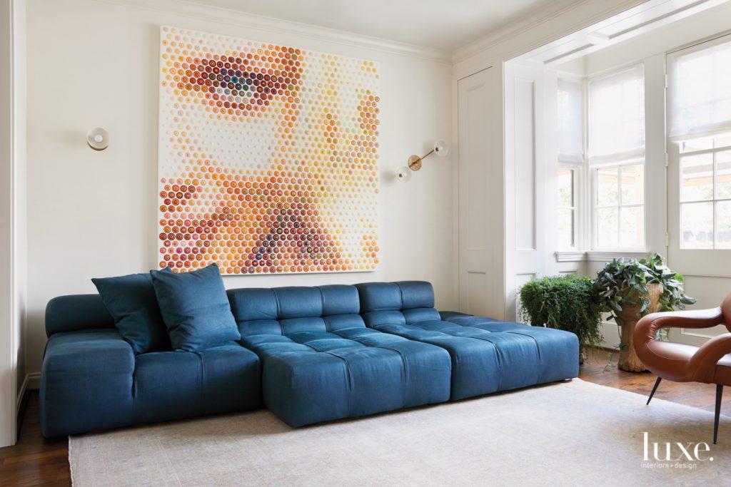 A painting by Gavin Rain...