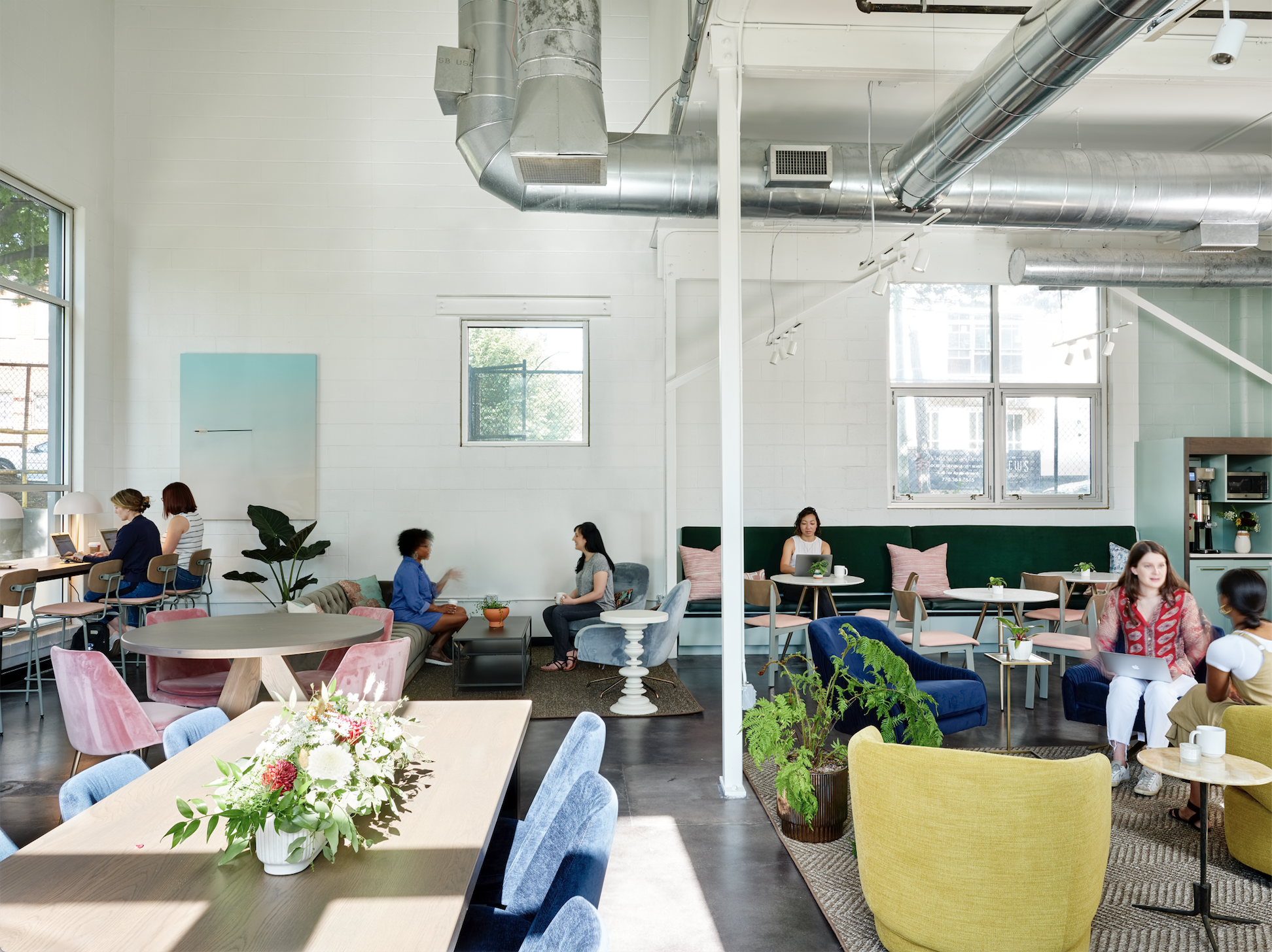 5 Design Details That Elevate This Atlanta Coworking Space