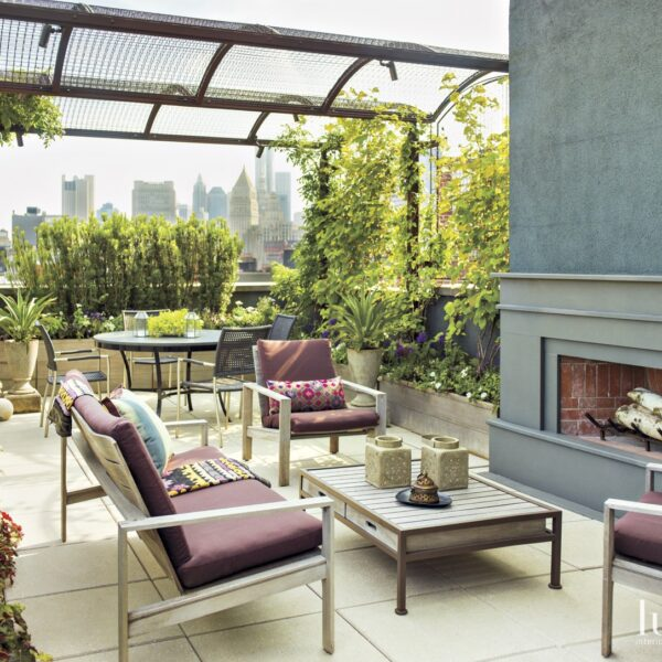 3 New York Spaces With Indoor-Outdoor Appeal