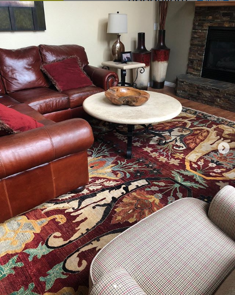 Authentic Persian Oriental Rugs