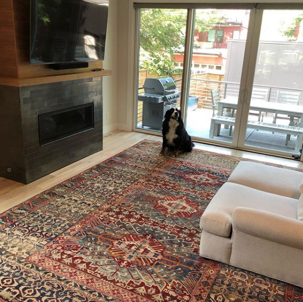 Authentic Persian & Oriental Rugs