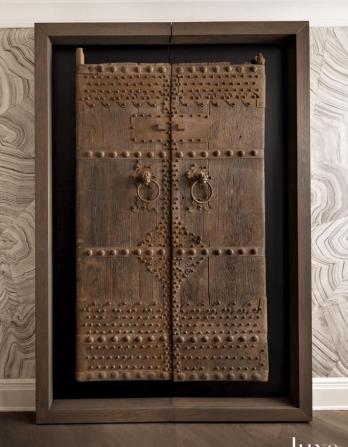Trick or Treat Doors