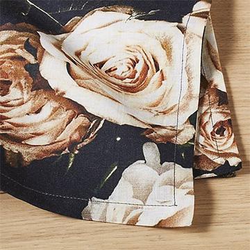 Floral Napkin/CB2