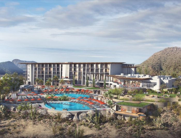 Luxury Arizona Hotels Getting Major Makeovers