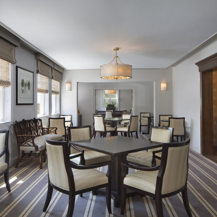 Stop by the hotel's dining area for a gourmet breakfast in the morning and an indulgent wine reception in the evening.
