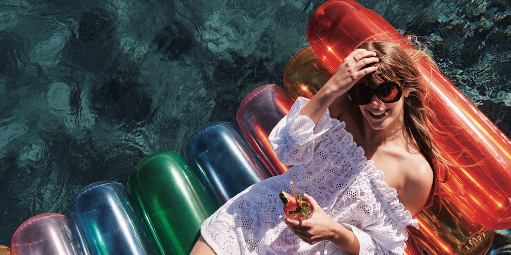 Fred Segal, CB2's New Line Is Pool Party-Ready