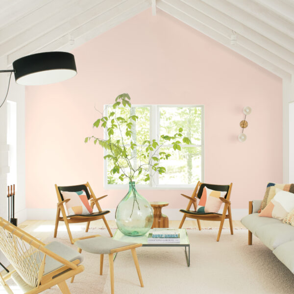 Benjamin Moore Dubs A Light Pink As Color Of The Year