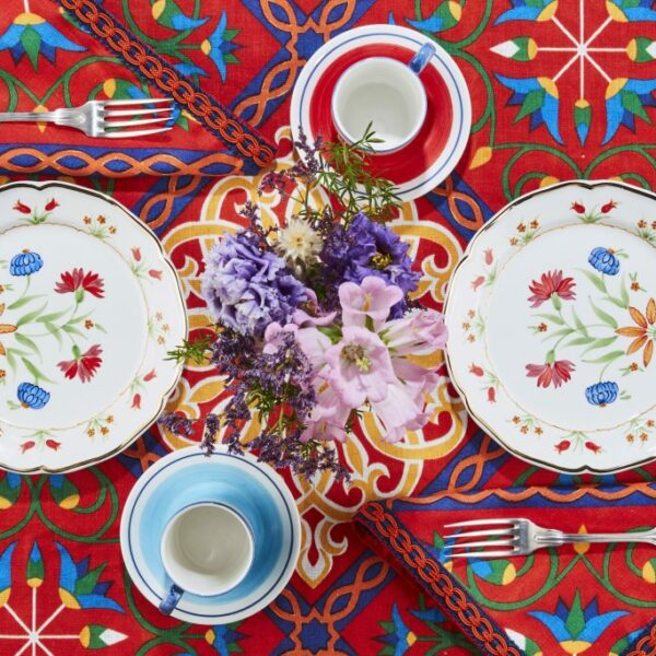 Carolina Herrera Just Debuted A Dreamy Tabletop Collection
