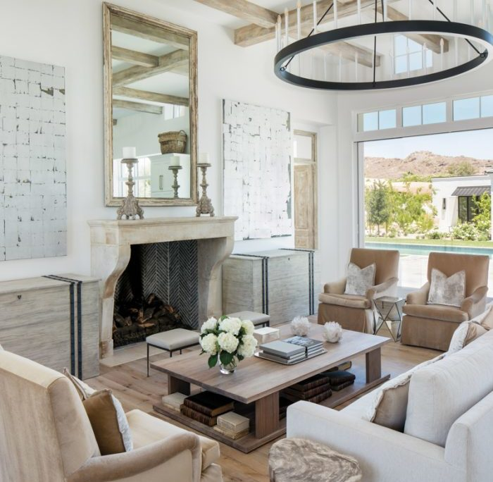 French Country Details Enrich An AZ Designer's Home