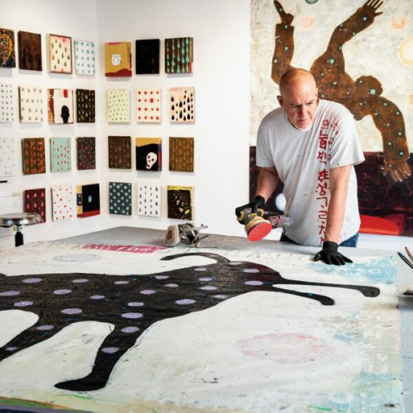 An AZ Artist Builds A Personal Mythology In His Work