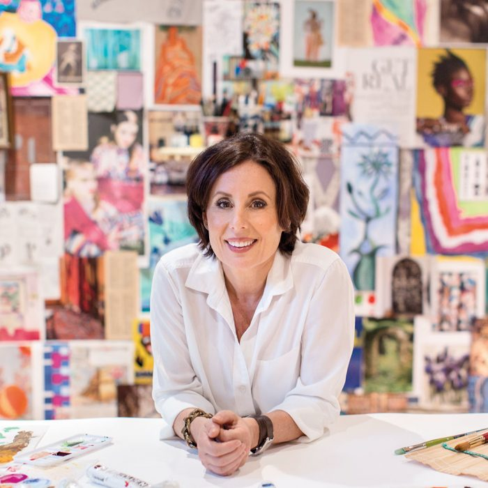 Pamela Lerner Jaccarino, Editor in Chief