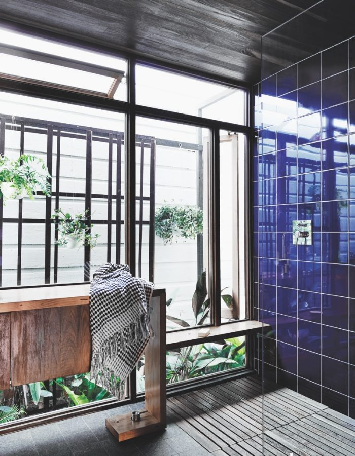 4 Bathrooms That Bring The Outdoors In