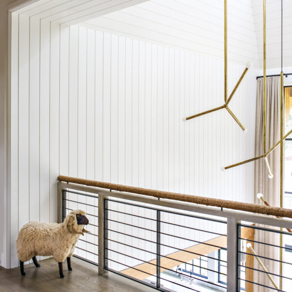 A Modern NJ Farmhouse Takes Cues From The Past