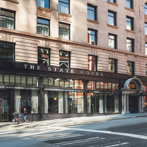 A New Seattle Hotel Adds Vintage Charm To Downtown