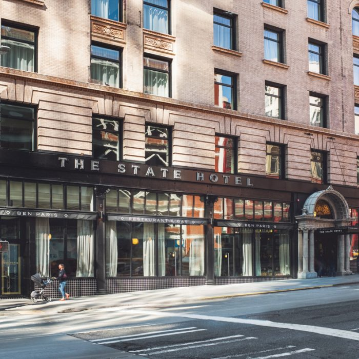 History & Modernity Meet At This New Seattle Hotel