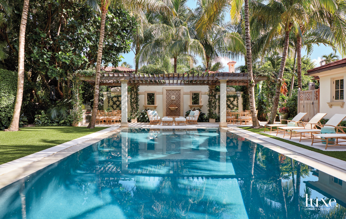 A Designer Returns To Refresh A Serene Palm Beach Retreat {A Designer Returns To Refresh A Serene Palm Beach Retreat} – English