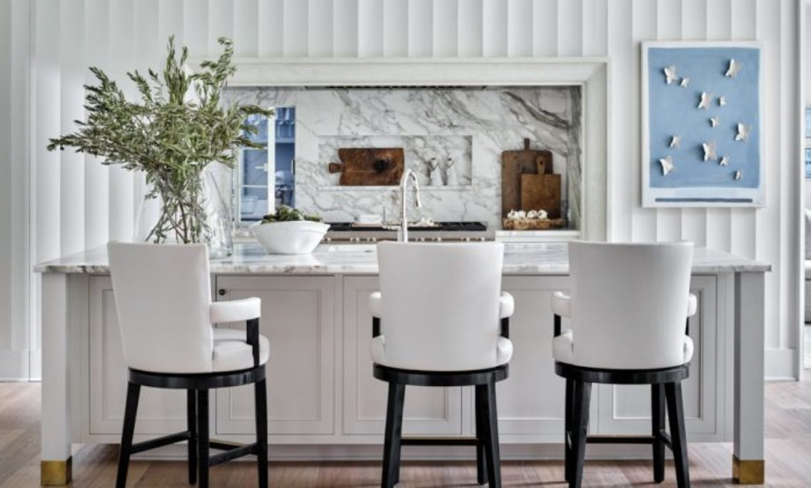 Inside A Stunning Charlotte Home With English Manor Hallmarks