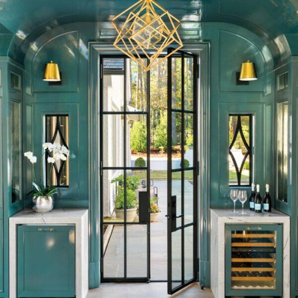 Classic Details Inspire A Modern-Day Georgia Home