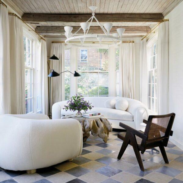 Parisian Apartment Vibes Imbue A 1939 Houston House