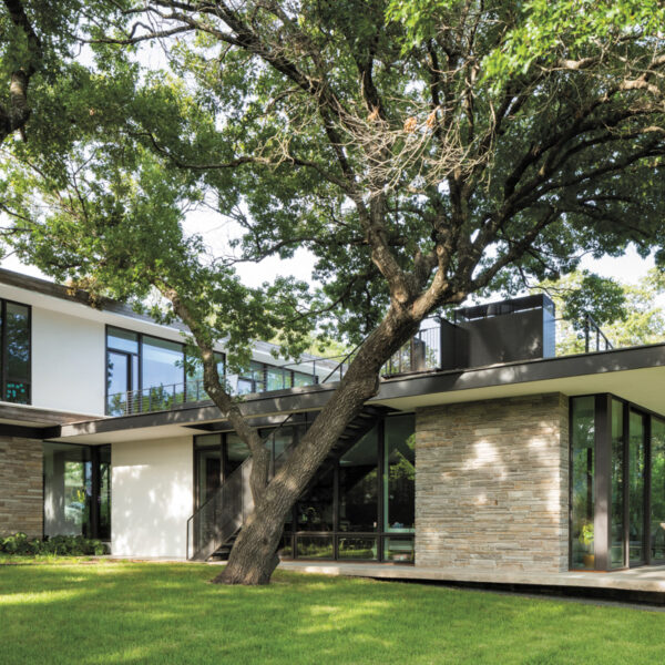 Tag Along For AIA Home Tours Of Texas Homes