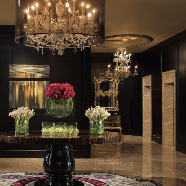 Behind Ritz-Carlton, Atlanta's Stylish New Look