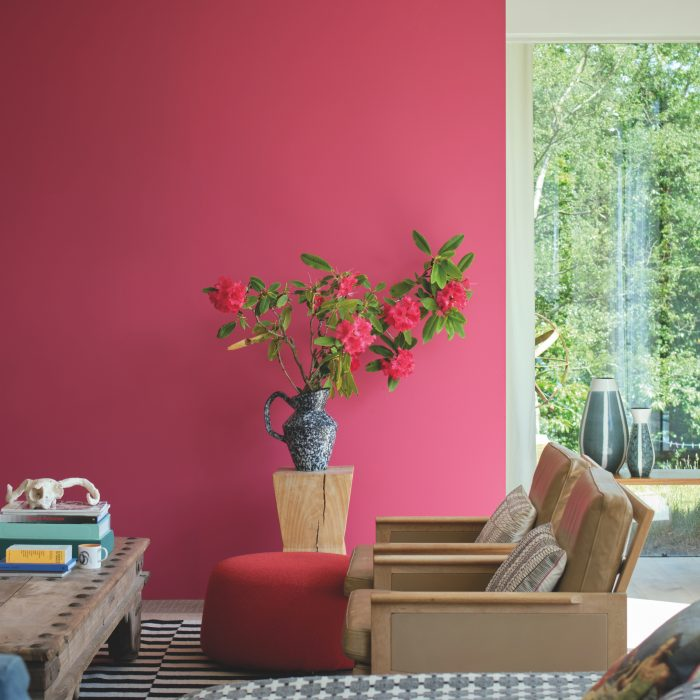 Lake Red by Farrow & Ball.