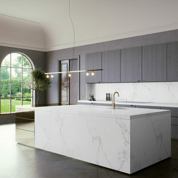 Get A Marble Or Concrete Look Without The Worry