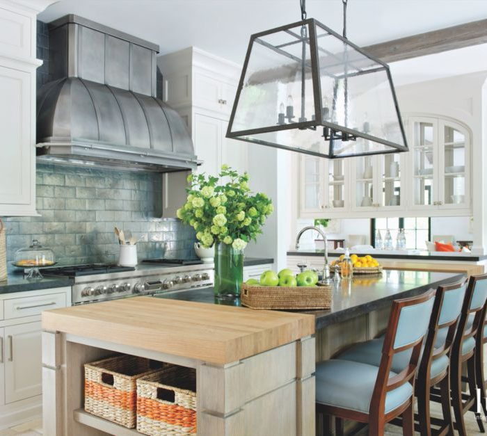 15 Kitchens Ideal For Cooking A Big Family Dinner Luxe Interiors Design