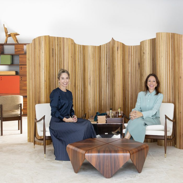 ETEL Houston Co-owners Caroline Tonisi and Angelica Nechar