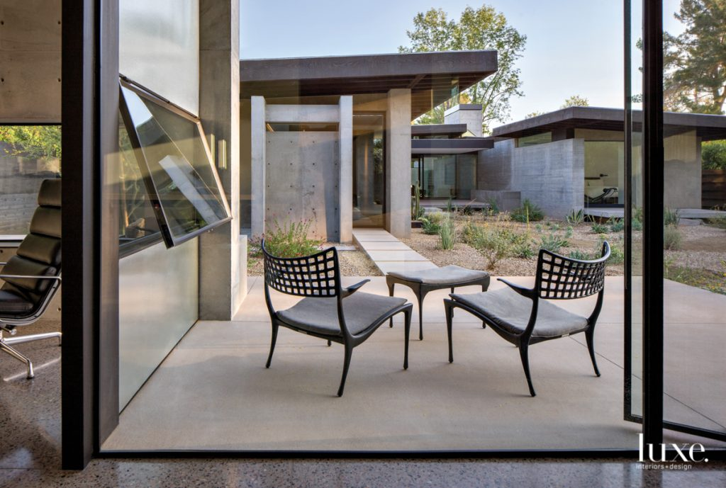 metal chairs brown jordan patio