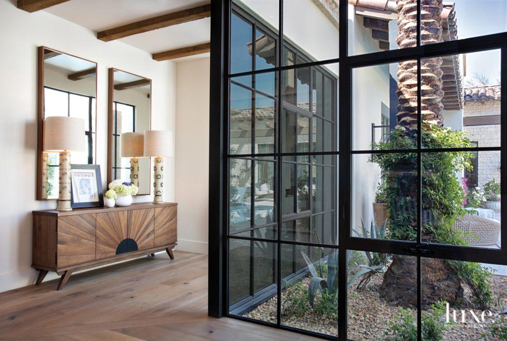 For the La Quinta home...