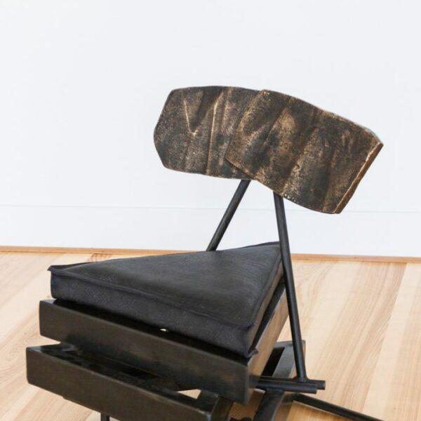 Chuck Moffit's Furniture Bridges Art And Design