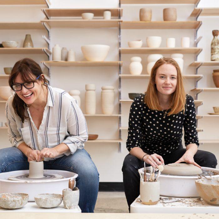 Messy Hands Make Beautiful Work At Still Life Ceramics {Messy Hands Make Beautiful Work At Still Life Ceramics} – English