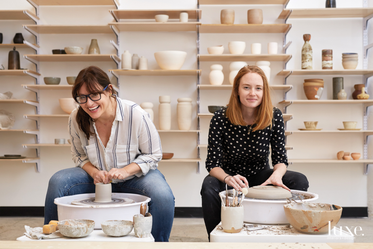 Messy Hands Make Beautiful Work At Still Life Ceramics