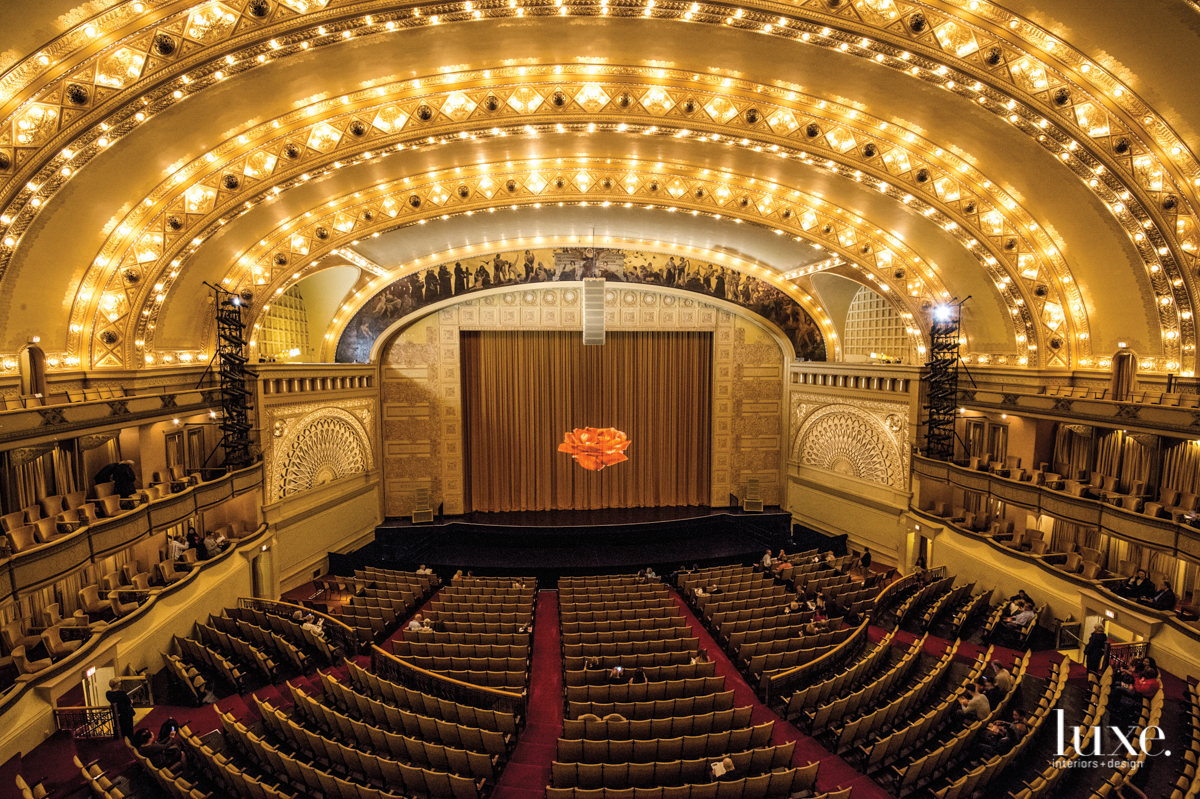 Get Your Theater Kick With A Side Of Cool Architecture At These Chicago Spots