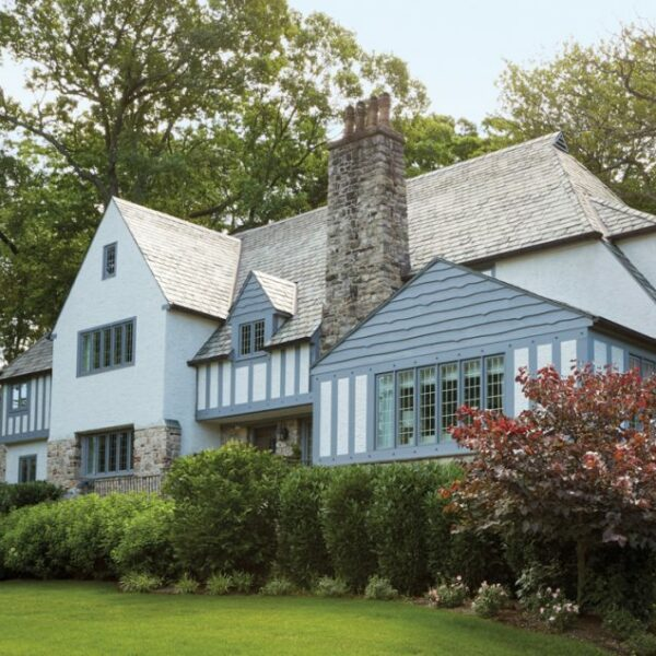 Inside A Transformed 1926 New York Tudor That Celebrates Architecture And Character