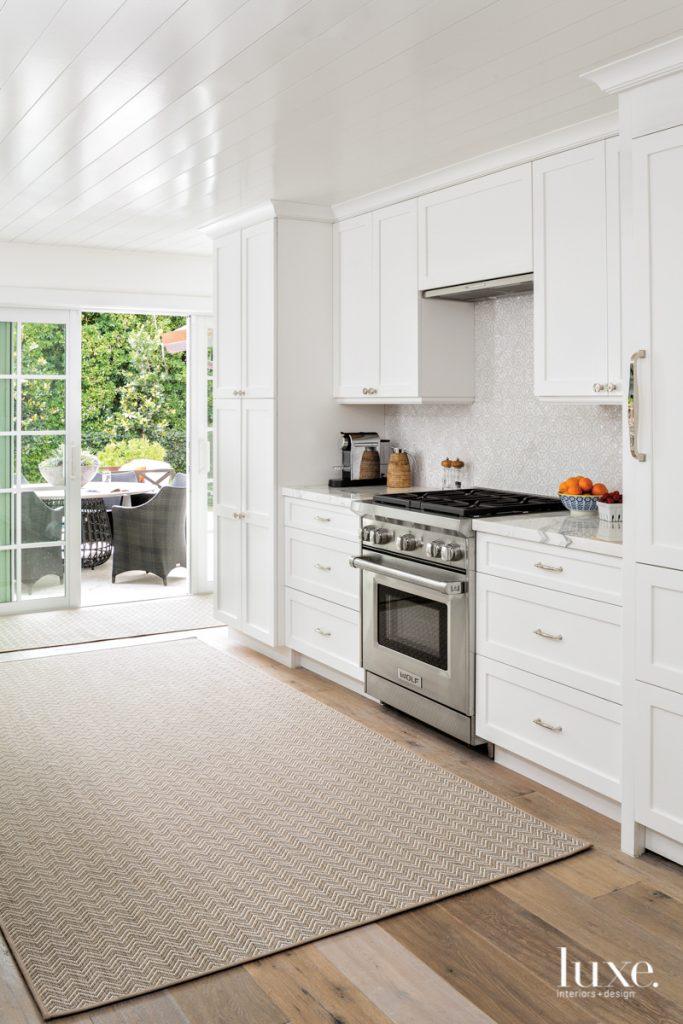 ravenna's joie mosaic backsplash kitchen...