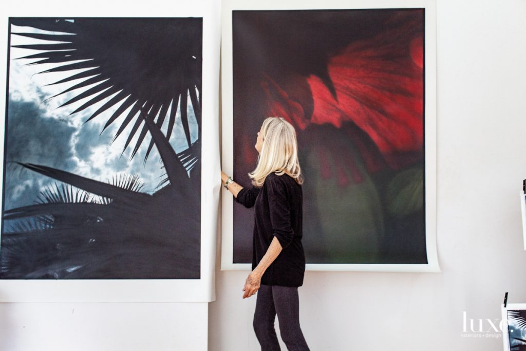 A Houston Artist Blurs Line Between Photo And Painting