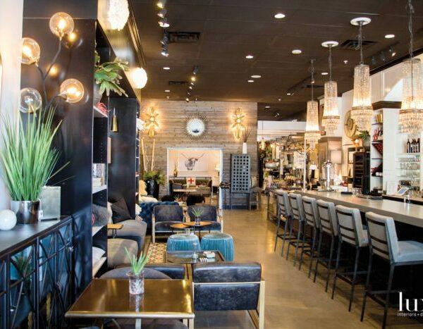 Drinks And Decor Meet At This Austin Design Bar