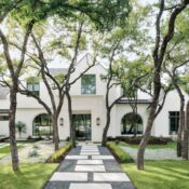 In Austin, A Home With Staying Power Rises Among Lush Oaks