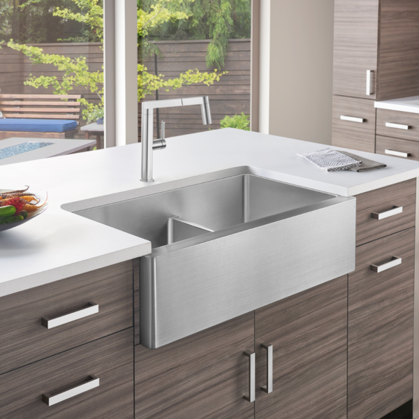 Luxury Sinks That Elevate Style & Utility In The Kitchen