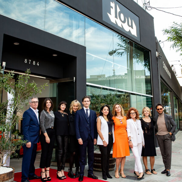 Flou Los Angeles Flagship Showroom Grand Opening