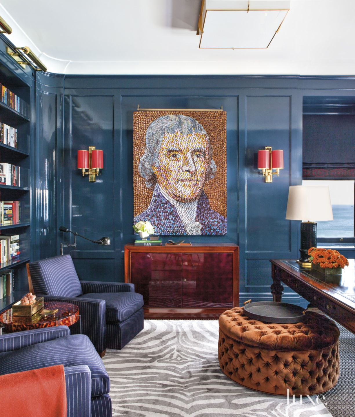 We Got A Sense You'd Be Looking For Blue Room Inspo, Thanks To Pantone