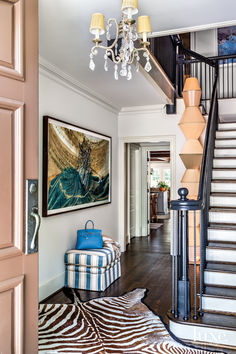 grand entry staircase