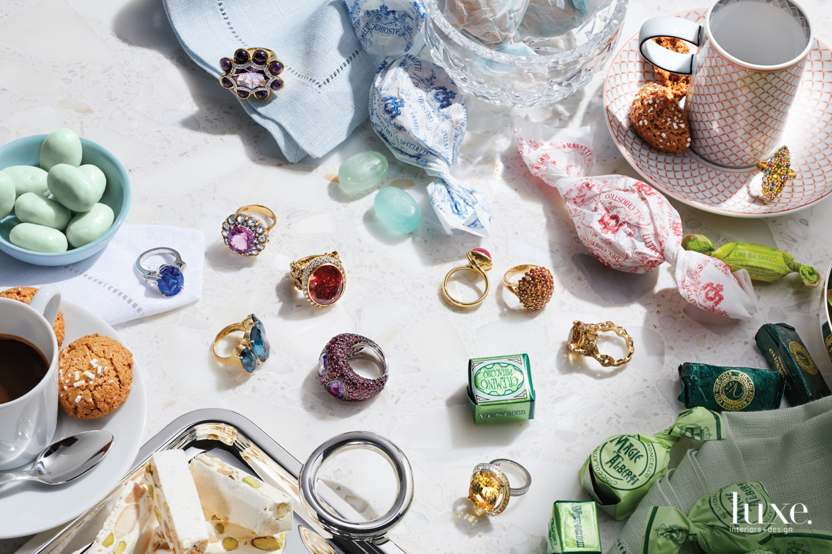 11 Candy-Colored Rings That Offer The Ultimate Indulgence