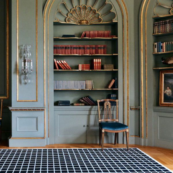 Cool Meets Traditional With Billy Cotton's Covetable Rug Collection Debut
