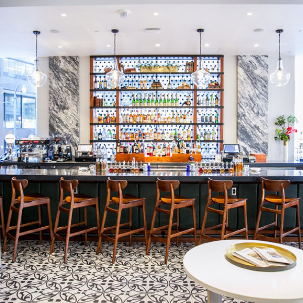 Atlanta's By George Restaurant Proves Design Can Transport You To Another Era