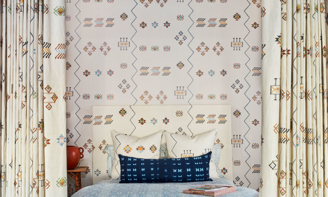 St. Frank Brings Boho Vibes To Bedding With Its Latest Launch