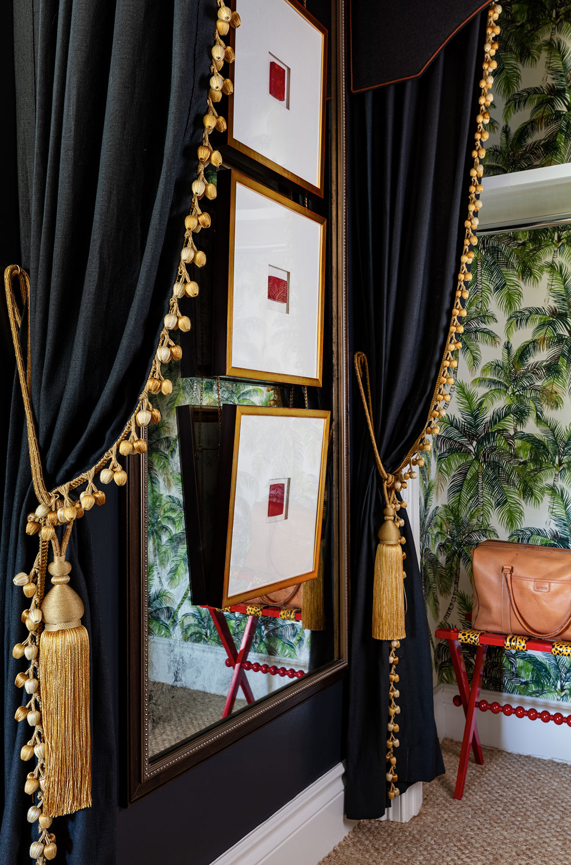 Tassels And Trim Are All The Rage, And They're Having A Moment At Kips Bay Palm Beach